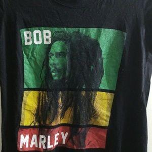 Bob Marley womens tshirt size small